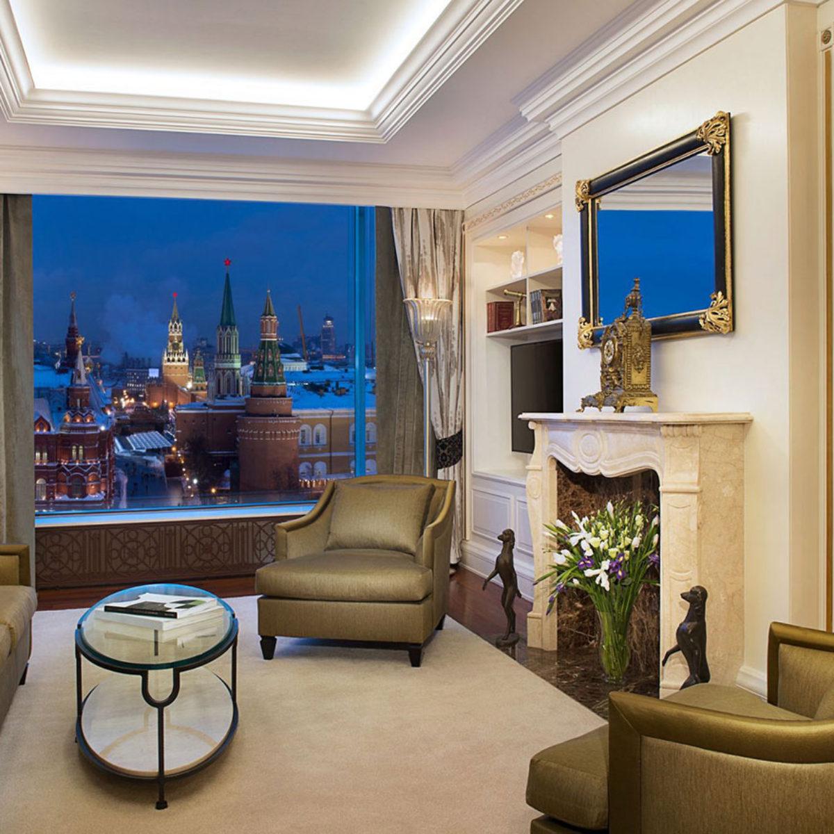 Ritz Carlton Hotel