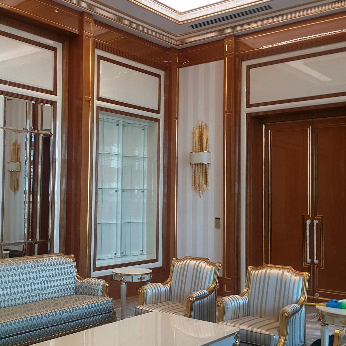 Türkmenistan VIP Terminal Binası