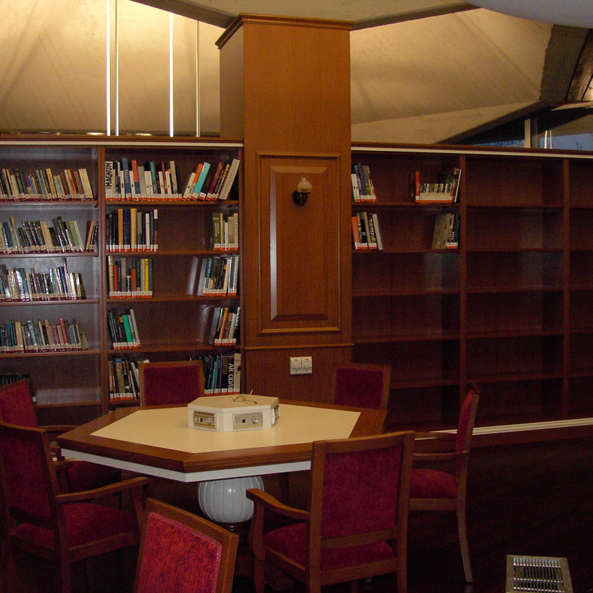 Atatürk Kitaplığı İstanbul