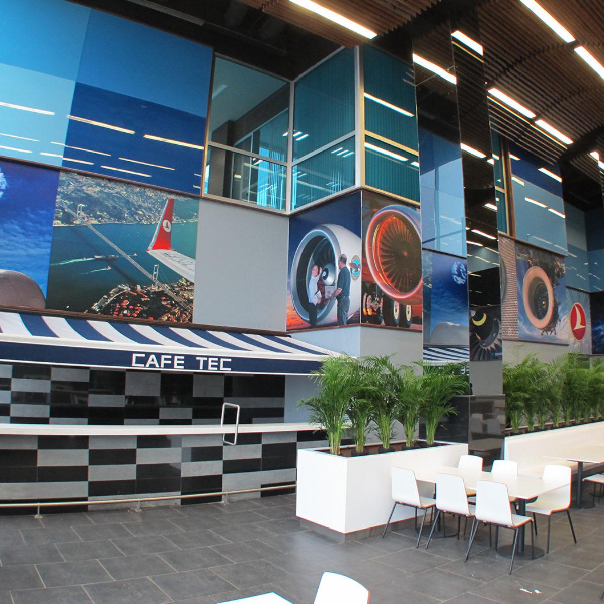 THY Engine Center